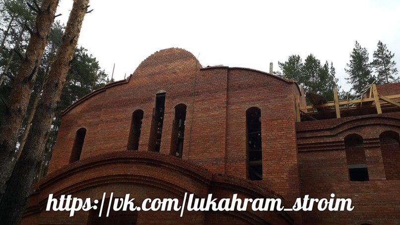 строительство храма во имя святителя Луки в Екатеринбурге