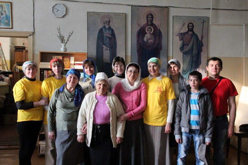 Добровольцы храма во имя святителя Луки