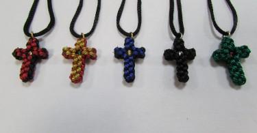 Чётки и кресты со Святой Горы Афон