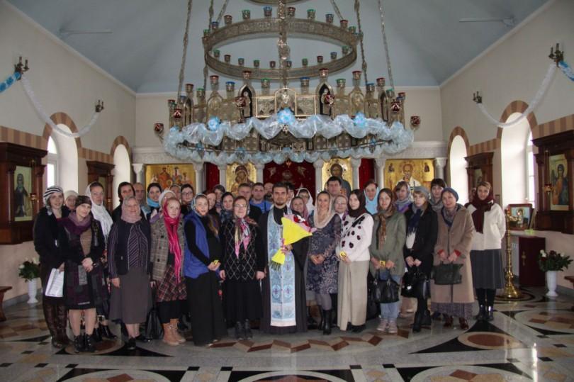 Молебен об умножении семьи пройдёт в Екатеринбурге 4 ноября