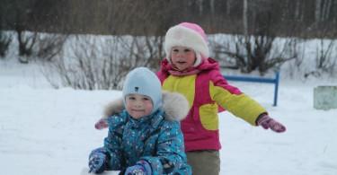 поход Деской воскресной школы в парк Лесоводов России