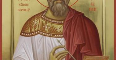 Св. Е.С. Боткин, икона