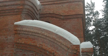 Колокольня Храма святителя Луки, Екатеринбург