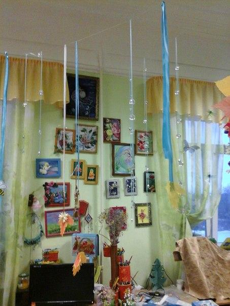 Изделия воспитанников детского дома