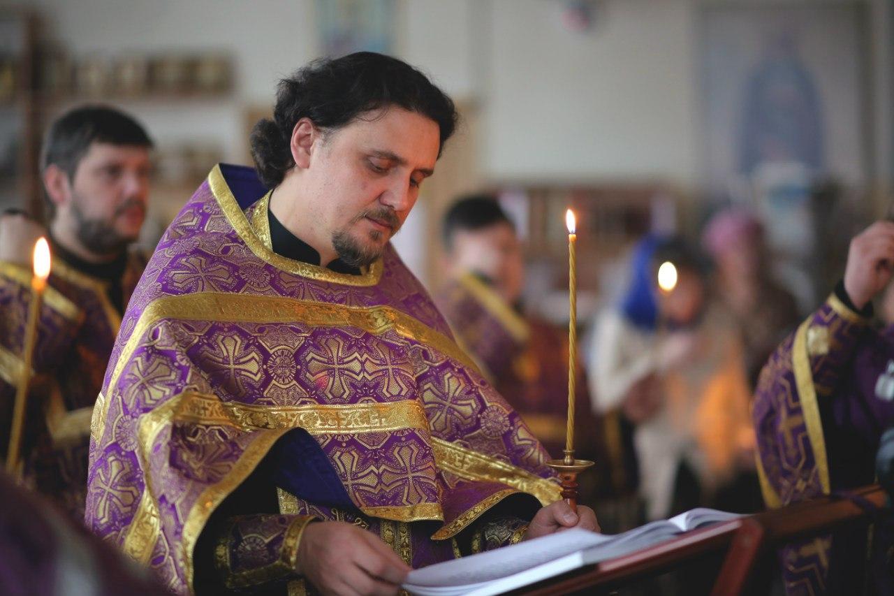 Великий покаянный канон, иерей Анатолий Куликов