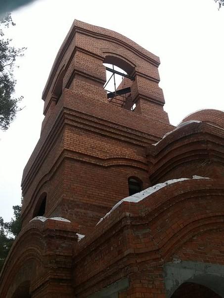 Колокольня Храма святителя Луки