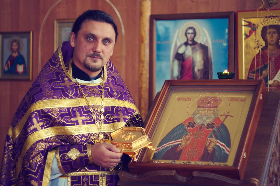 Мощи святителя Луки