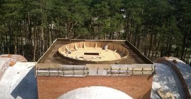 Строительство Храма святителя Луки