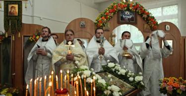 Престольный праздник Храма святителя Луки