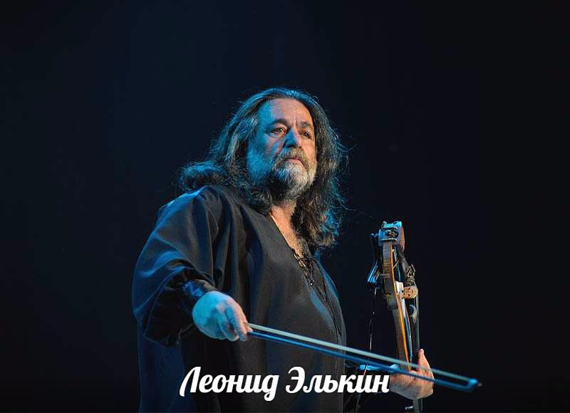 Леонид Элькин