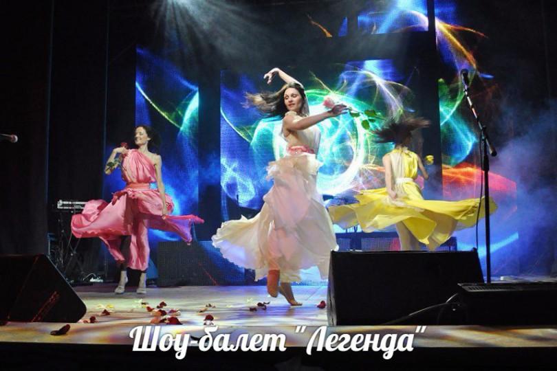 Шоу-балет Легенда