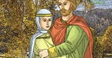 Благоверные князья Муромские Петр и Феврония