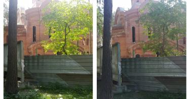 Строительство Храма святителя Луки, Екатеринбург