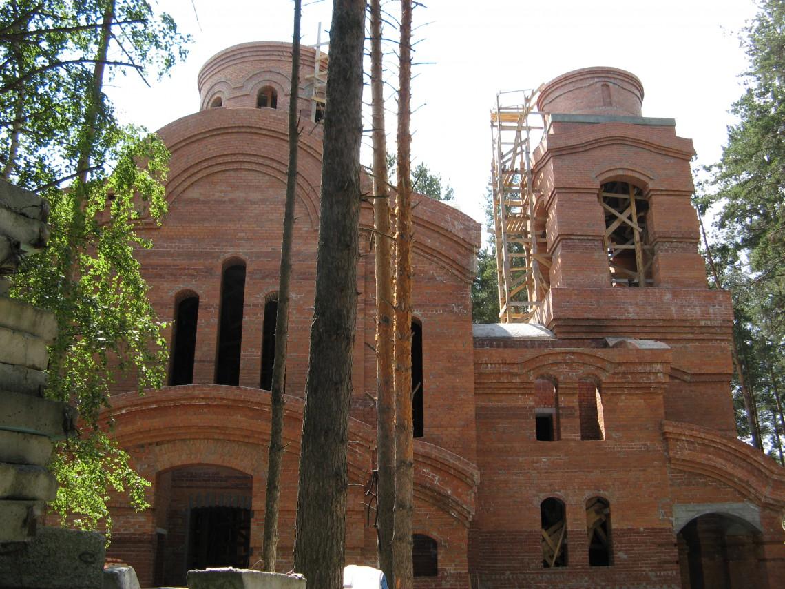Храм святителя Луки Крымского, Екатеринбург