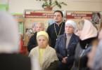 Передвижная выставка в Храме святителя Луки