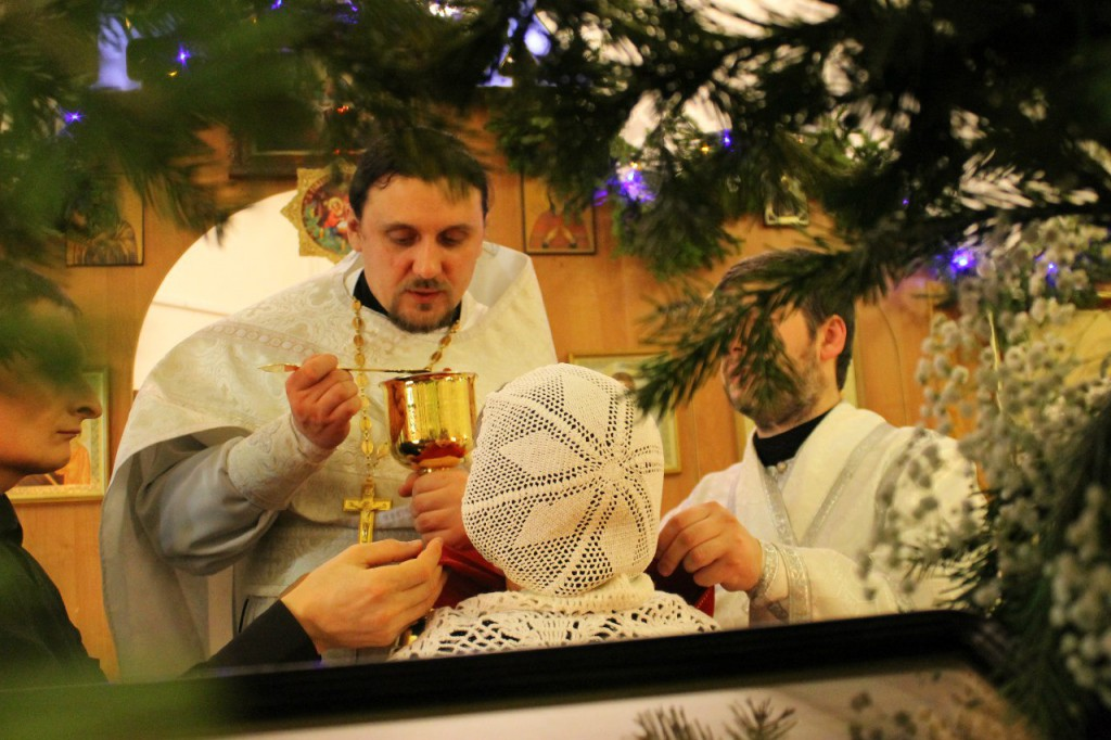 14 января - Обрезание Господне
