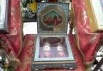 Мощи священномученика Киприана и мученицы Иустины