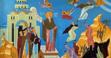 26 марта - День преподобного Иоанна Лествичника