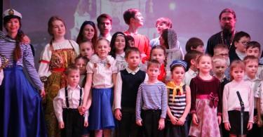великопостный концерт школы Горлица