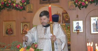 Храм святителя Луки Крымского. Пасха Христова