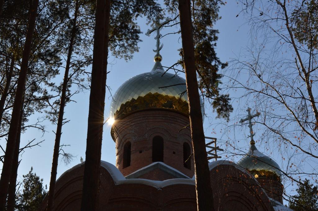 храм святителя Луки в Екатеринбурге