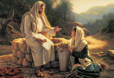 Христос и самарянка