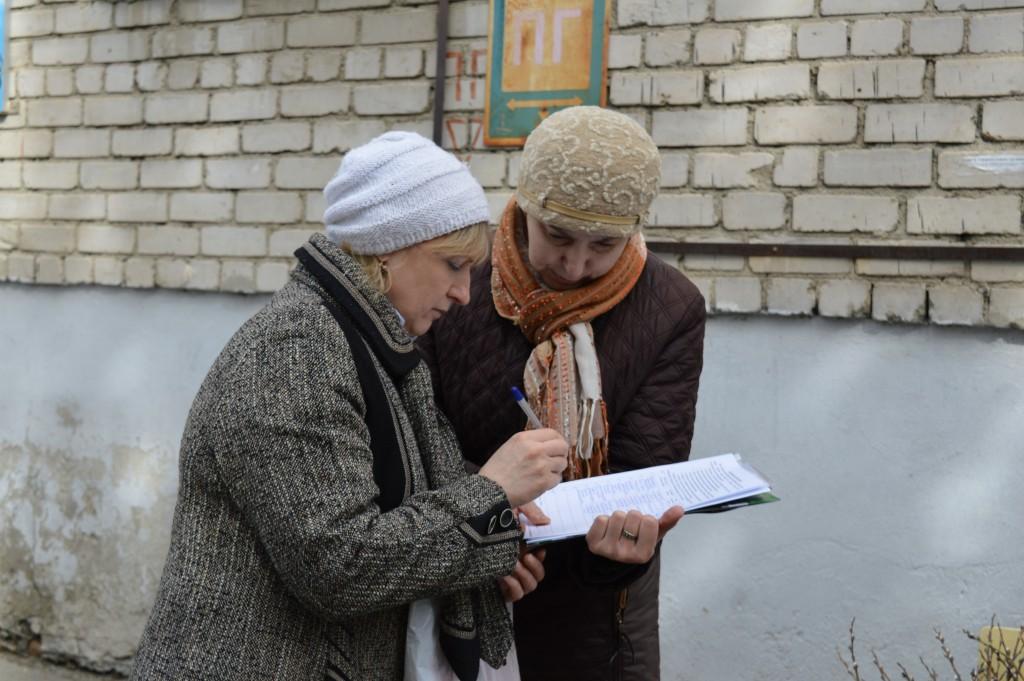сбор подписей за запрет абортов