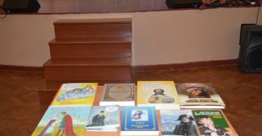 «Подари книгу детскому дому»