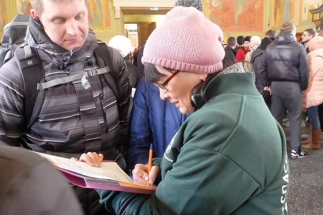 сбор подписей в защиту жизни