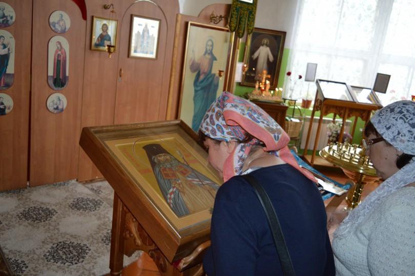 прихожане храма святителя Луки почтили память свт. Иоанна Шанхайского