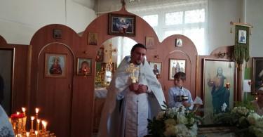 Преображение Господне в храме святителя Луки