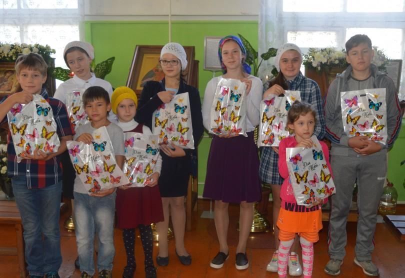 благотворительность в храме святителя Луки Крымского