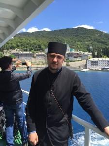Анатолий Куликов священник