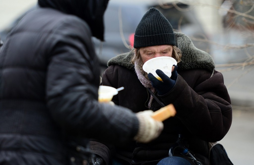 бездомный1