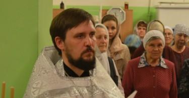 священник Димитрий Корнеев