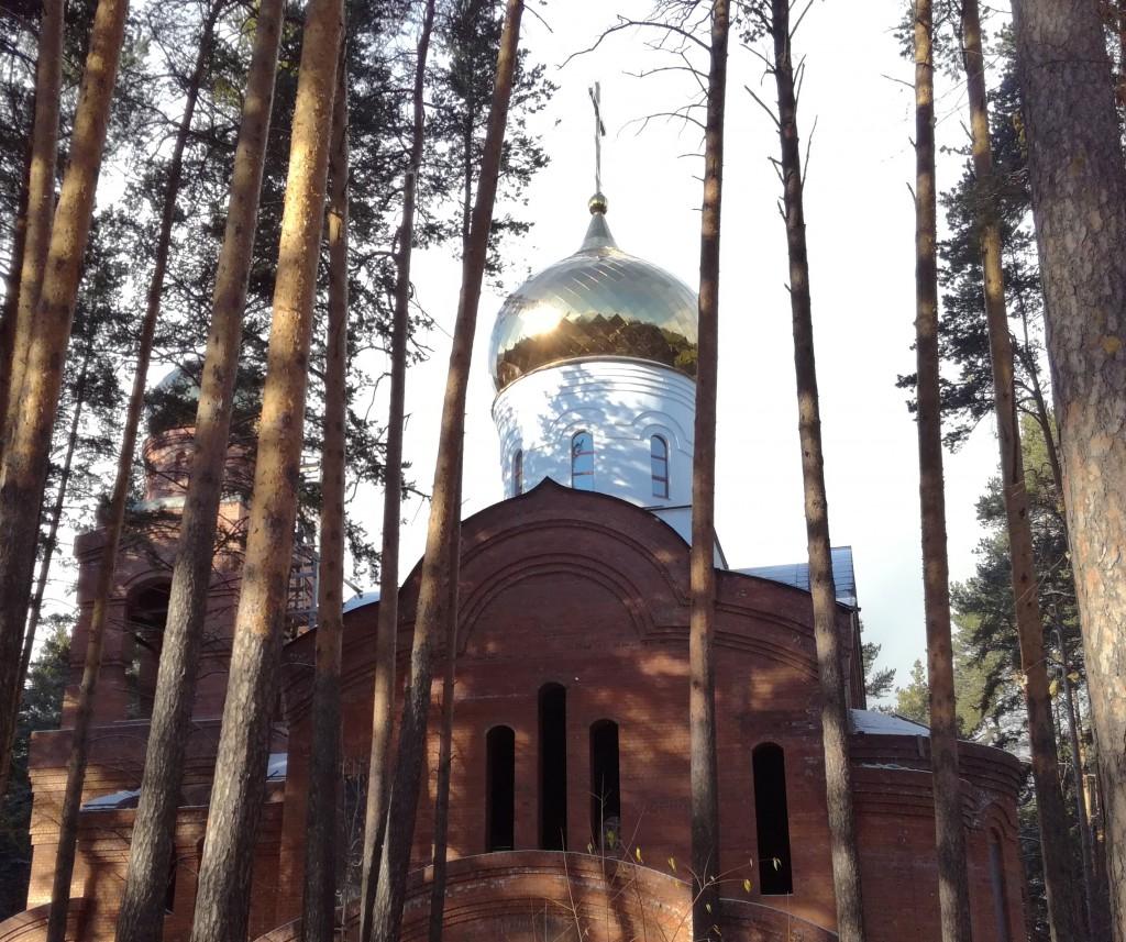 храм св Луки в Екатеринбурге