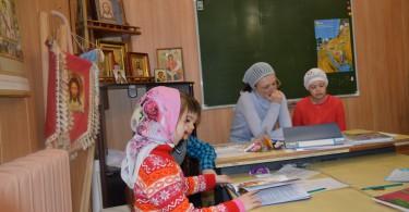 детская воскресная школа храма святителя Луки Крымского