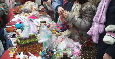праздник масленицы в храме святителя Луки Крымского