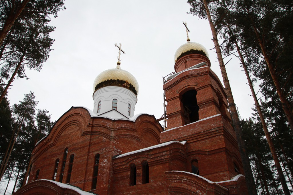 храм Луки Крымского в Екатеринбурге