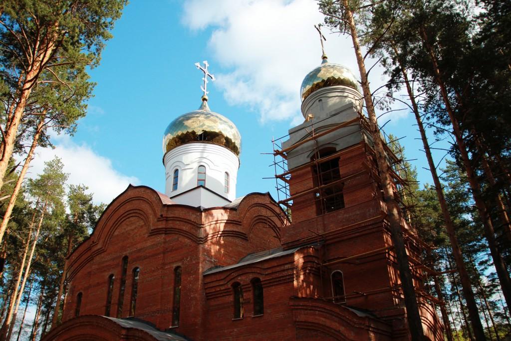 история храма святителя Луки Крымского