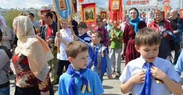 крестный ход храм святителя Луки