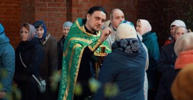 священник Анатолий Куликов. Храм святителя Луки Крымского