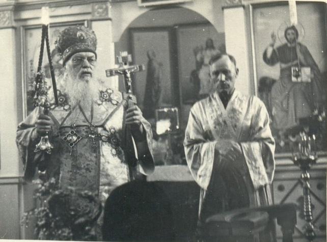 Лука Крымский на Симферопольской кафедре