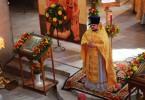 престольный праздник в храме святителя Луки Крымского