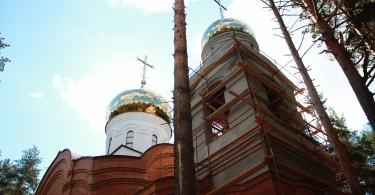 храм святителя Луки Крымского в Екатеринбурге