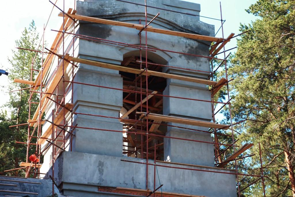колокольня храма святителя Луки Крымского