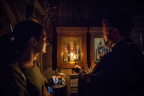 Они молились Петру и Февронии1