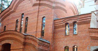 храм святителя Луки Крымского.