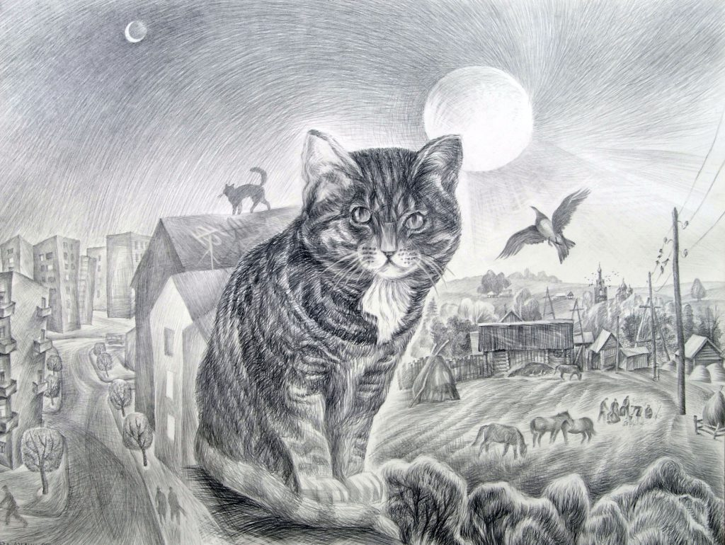 Дума за жизнь кота Филимона. 1997.