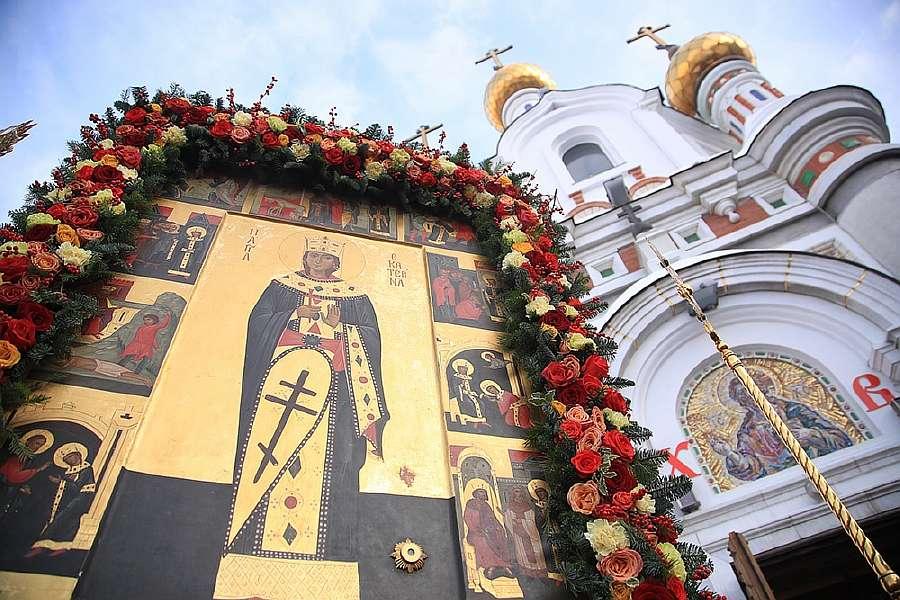 крестный ход на день св екатерины